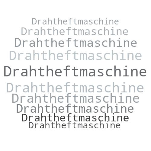 Drahtheftmaschine