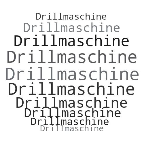 Drillmaschine