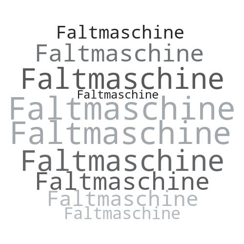 Faltmaschine