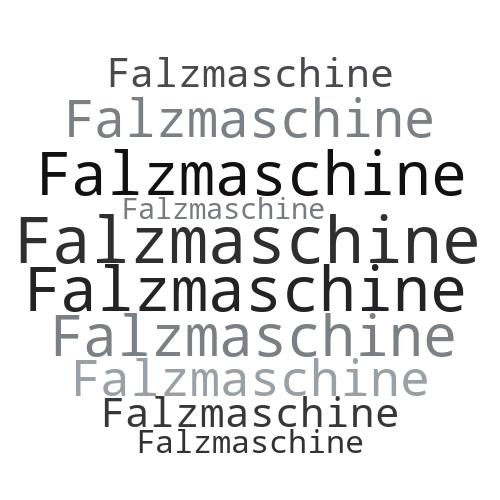 Falzmaschine