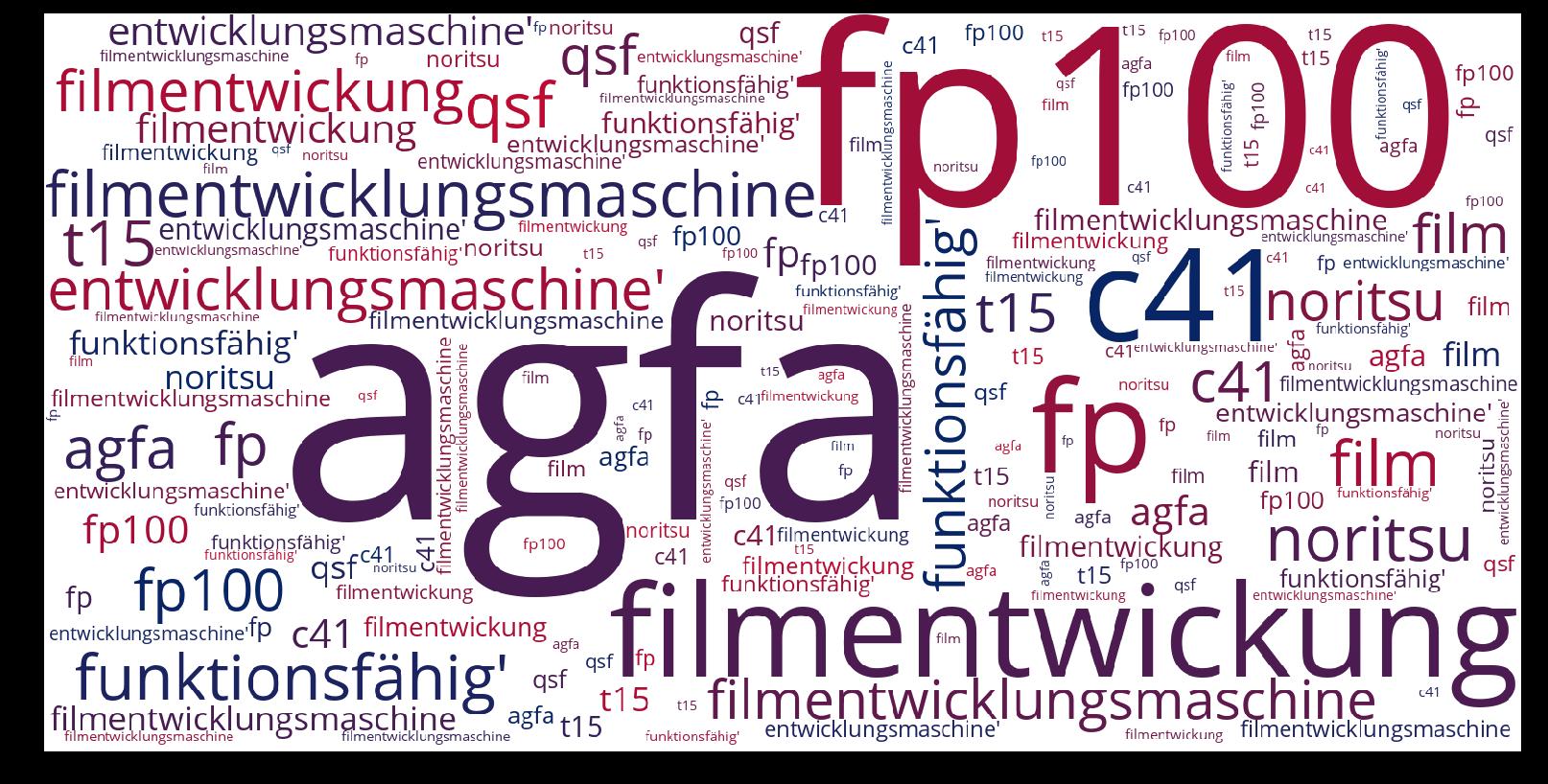 Filmentwicklungsmaschine-wordcloud