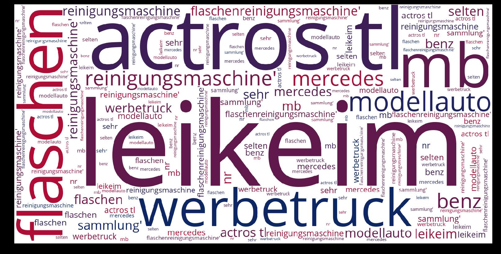 Flaschenreinigungsmaschine-wordcloud