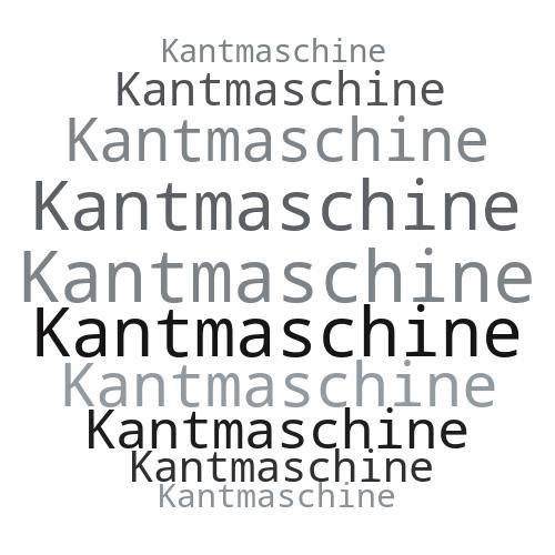 Kantmaschine
