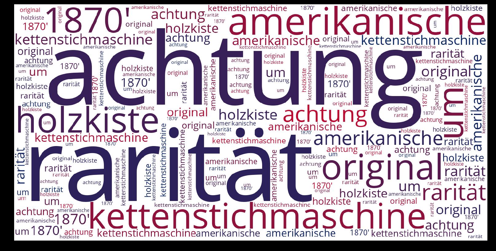 Kettenstichmaschine-wordcloud