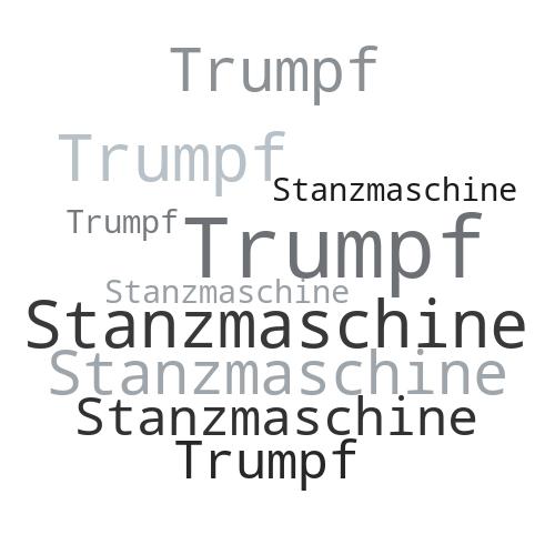 Trumpf Stanzmaschine