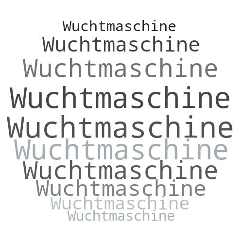 Wuchtmaschine